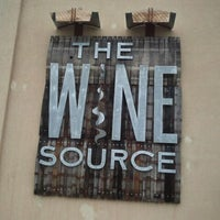 Photo taken at The Wine Source by Matt N. on 11/16/2011