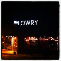 Photo taken at The Lowry by deanna j. on 12/10/2011
