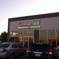 Photo taken at Orange Leaf Frozen Yogurt by Michael B. on 8/9/2011