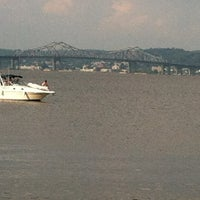 Photo taken at Lighthouse On The Hudson by Jonathan M. on 7/1/2012