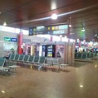 Photo taken at Aeropuerto de Vigo by Ramon G. on 7/9/2012