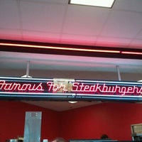Photo taken at Steak 'n Shake by Melanie D. on 9/17/2011