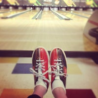 Photo taken at Pla-Mor Lanes by amy d. on 4/15/2012