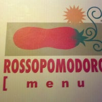 Photo taken at Rossopomodoro by Lauren S. on 11/18/2011