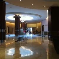 Photo taken at Hilton Malabo by Felipe M. on 9/16/2011