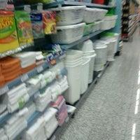 Photo taken at Supermercado Giassi by Pedro P. on 12/4/2011