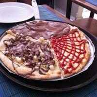 Photo taken at Delluccio Pizza Bar by Rafael M. on 6/30/2011