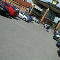 Photo taken at Morrisons by Aby J. on 5/10/2012
