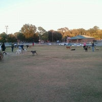 Photo taken at Memphis Dog Park by Melonee G. on 10/13/2011