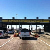 Photo taken at California Department of Food and Agriculture, Yermo Inspection Station by Seth B. on 10/17/2011