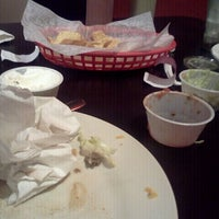 Photo taken at The Mexican Grill by Red B. on 11/26/2011