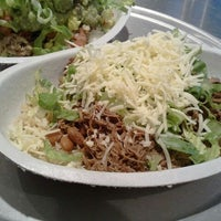 Photo taken at Chipotle Mexican Grill by Paulie Y. on 12/1/2011