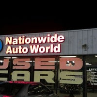 Photo taken at Nationwide Used Car Sales by Amy C. on 12/9/2011