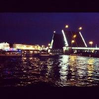 Photo taken at Palace Bridge by Julia T. on 6/15/2012