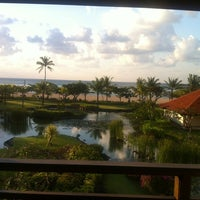 Photo taken at Grand Hyatt Bali by Usewordswisely on 5/20/2012