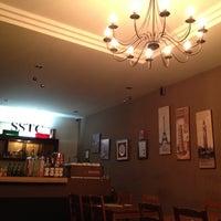Photo taken at Spaghetti Sweet Tea Cafe by Cherry C. on 2/13/2012