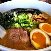 Photo taken at Ren's Ramen by B. T. on 6/4/2011