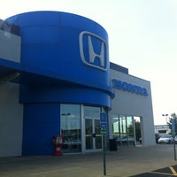 Photo Taken At Meyer Honda By Dan M. On 7/25/2011 ...