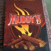 Photo taken at Muddy's Smokehouse BBQ by Richard R. on 7/18/2011