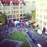 Photo taken at Gottschedstraße by An M. on 6/9/2012