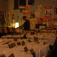 Photo taken at Goner Records by Memphis Travel on 2/1/2012