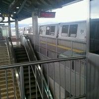 Photo taken at Dublin/Pleasanton BART Station by Bernard E. on 11/12/2011