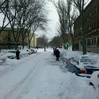 Photo taken at Snowpocalypse 2011: Chicago Edition by John F. on 9/2/2011