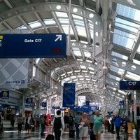 Photo taken at Terminal 1 by Joseph Z. on 6/6/2011