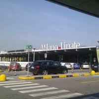 Photo taken at Milan Linate Airport (LIN) by Eduardo M. on 9/15/2011