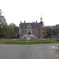 Photo taken at Kasteel van Huizingen by Carl V. on 5/3/2012