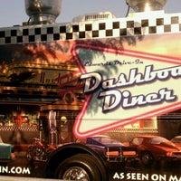 Photo taken at Dashboard Diner by Qatadah N. on 9/3/2011