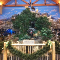 Photo taken at Cabela's by Randal W. on 12/31/2011