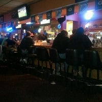Photo taken at King Pin Bowl and Ale House by judy V. on 9/17/2011