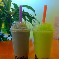 Photo taken at Bubble Tea Cafe by 007 B. on 8/13/2011
