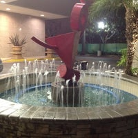 Photo taken at DoubleTree by Hilton Hotel Los Angeles - Norwalk by David C. on 5/18/2012