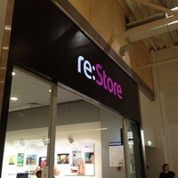 Photo taken at re:Store by Pashka B. on 7/14/2012