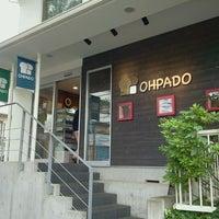 Photo taken at パン好房 OHPADO (オーパドゥ) by Kaz K. on 6/19/2011
