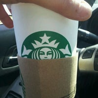 Photo taken at Starbucks by Emily P. on 3/14/2012