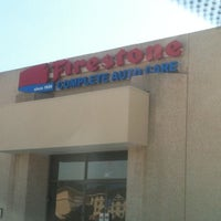 Photo taken at Firestone Complete Auto Care by Karl M. on 7/30/2011