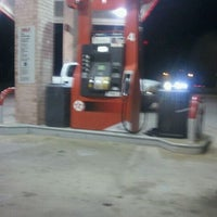 Photo taken at Texaco Station Kennesaw by Glamber S. on 10/23/2011