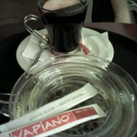 Photo taken at Vapiano by Maja D. on 1/28/2012