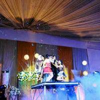 Photo taken at Kuta theater by Andika A. on 1/10/2012