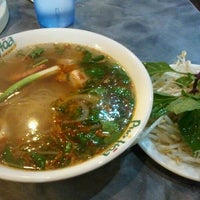 Photo taken at Pho Hoa by Michael K. on 12/28/2011
