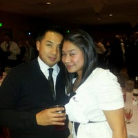 Photo taken at Hilton Stockton by Jela Danny V. on 1/8/2012