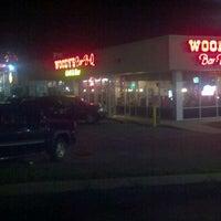 Photo taken at Woody's Bar-B-Q by Chris T. on 8/30/2011