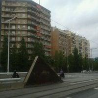 Photo taken at Edificio al que le quitaron los balcones... by DRB on 10/7/2011