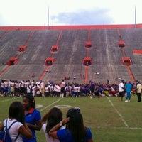 Photo taken at University of Florida by Meghan K. on 8/17/2011