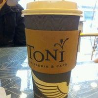 Photo taken at Toni's Sweets & Savories by Eddie M. on 12/3/2011