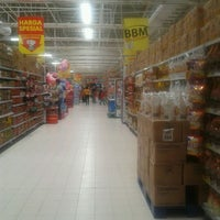 Photo taken at Carrefour by Febyana R. on 2/11/2012