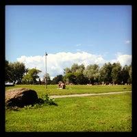 Снимок сделан в Kasinonranta пользователем Elina 7/27/2012